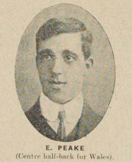 Ernest Peake Ernest Peake Play Up Liverpool FC