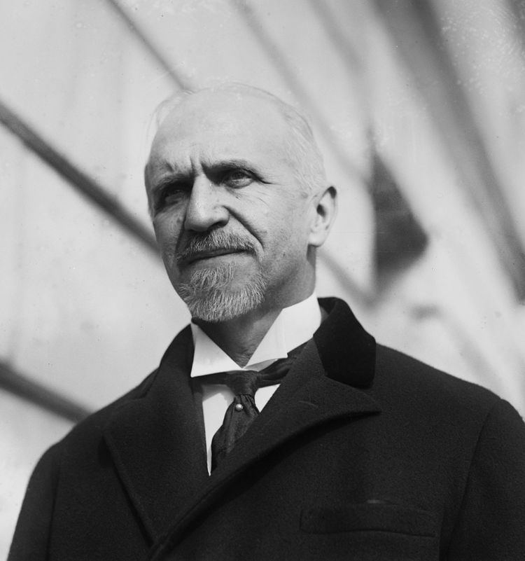 Ernest Robinson Ackerman