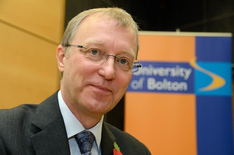 Ernest Ryder University appoints new Chancellor From The Bolton News