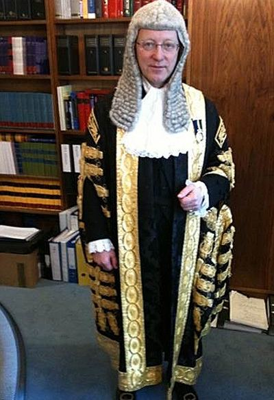 Ernest Ryder Professor Sir Ernest Ryder University of Bolton