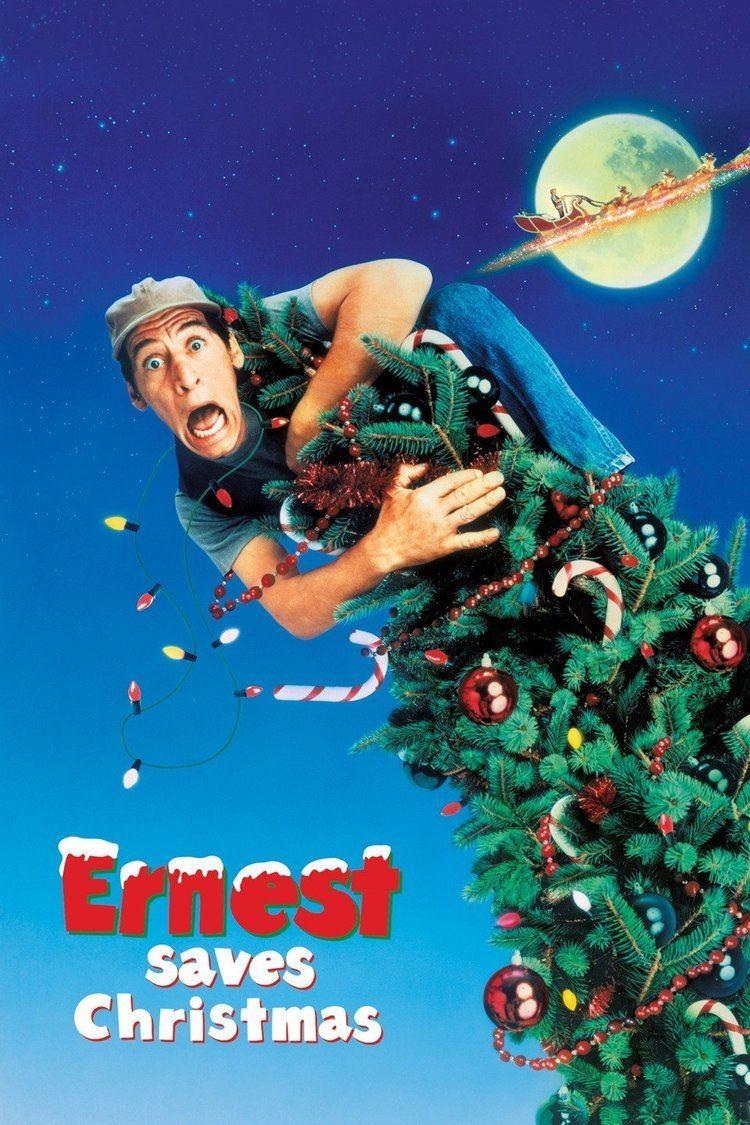 Ernest Saves Christmas wwwgstaticcomtvthumbmovieposters11251p11251