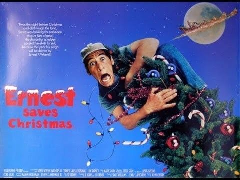 Ernest Saves Christmas Ernest Saves Christmas 1988 31 Days of Christmas Movie Review by