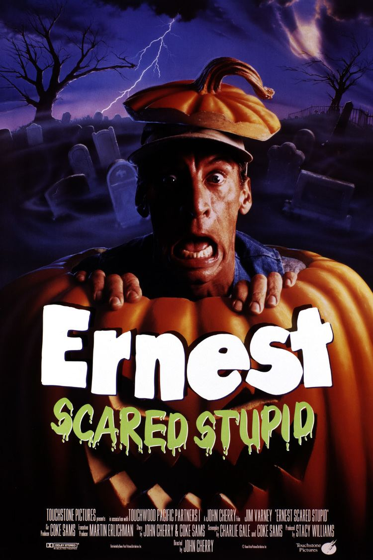 Ernest Scared Stupid wwwgstaticcomtvthumbmovieposters13492p13492