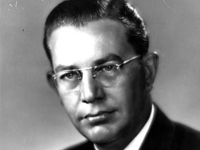 Ernest Vandiver Ernest Vandiver Jr 19182005 New Georgia Encyclopedia