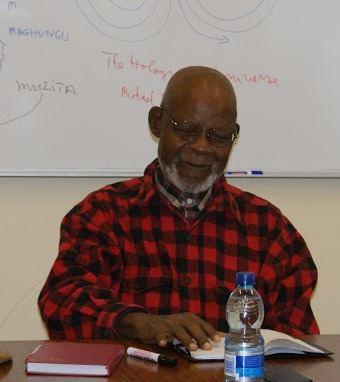 Ernest Wamba dia Wamba Rhodes University