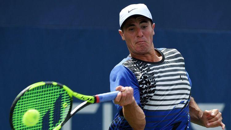 Ernesto Escobedo Tennis Ernesto Escobedo living out his and his fathers dream