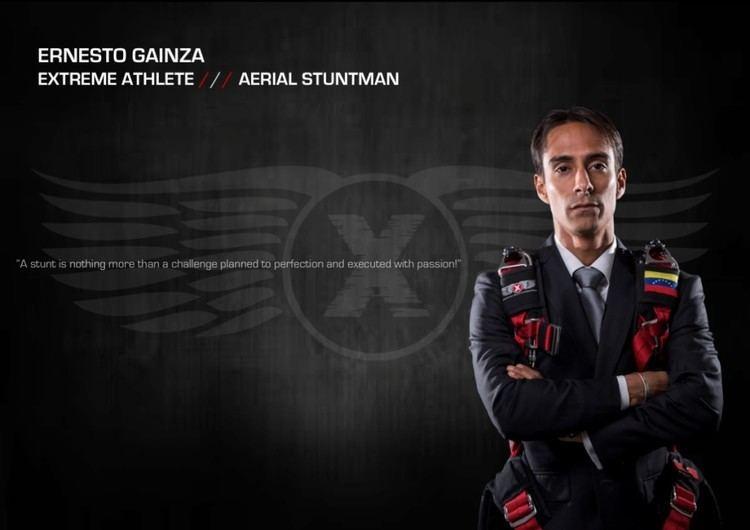 Ernesto Gainza Medina In The Press News about Extreme athlete Ernesto Gainza