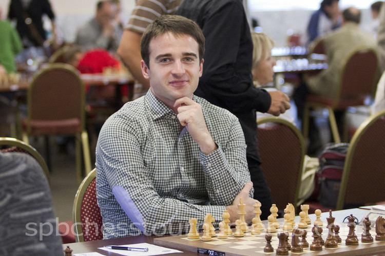 Ernesto Inarkiev GM Ernesto Inarkiev wins Primorsky Debut on tiebreak