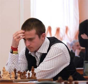 Ernesto Inarkiev The chess games of Ernesto Inarkiev
