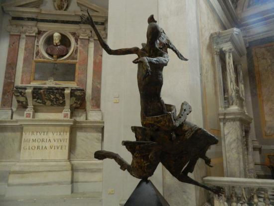 Ernesto Lamagna LAngelo della Luce Ernesto Lamagna Picture of Basilica di Santa
