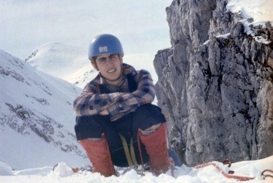 Ernesto Lomasti Alpi Apuane forum Piccolo Mangart di Coritenza Diedro