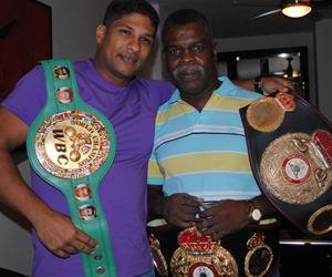 Ernesto Marcel RCM Historical Boxing Ernesto Marcel World Champion Time Forgot