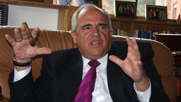 Ernesto Samper Ernesto Samper asume secretara general de Unasur