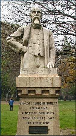 Ernesto Teodoro Moneta Chi era Costui Scheda di Ernesto Teodoro Moneta
