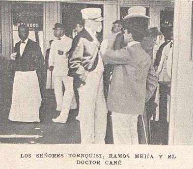 Ernesto Tornquist Ernesto Tornquist Plaza Hotel estancia Sierra La Ventana castillo