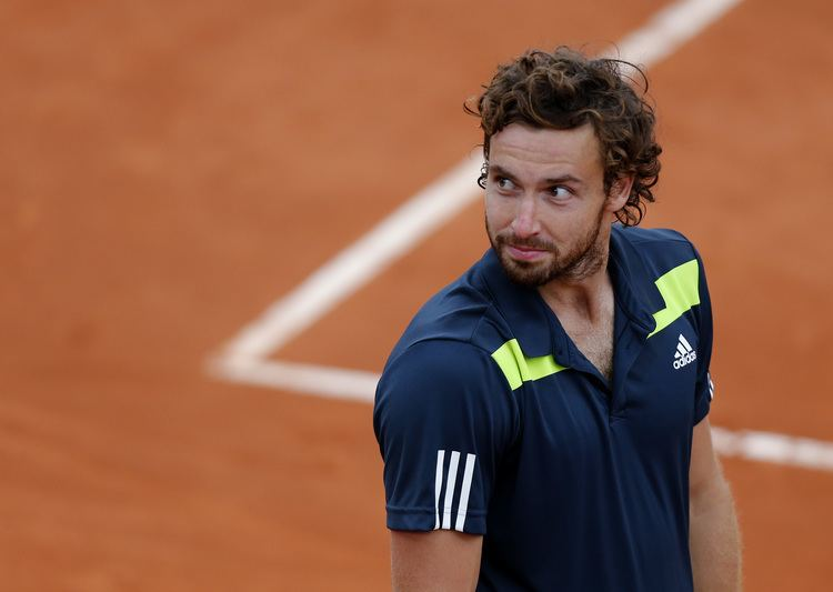Ernests Gulbis Focused pro Novak Djokovic and party animal Ernests Gulbis