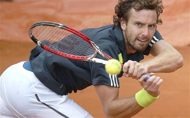 Ernests Gulbis Ernests Gulbis doesnt like Djokovic and is in favour of