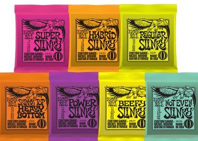 Ernie Ball Ernie Ball Slinky Fashion Tips and Trends