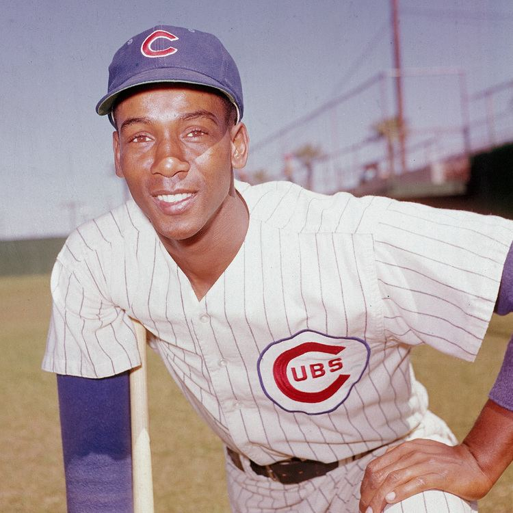 Ernie Banks NPR oops Mr Cub Ernie Banks is not a White Sox with