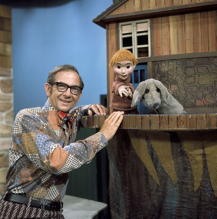 Ernie Coombs Playback Archive A pioneer in Canadian kids TV
