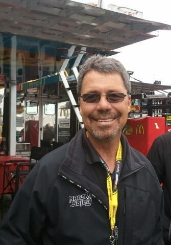 Ernie Irvan Great to see you Ernie Irvan quotDialed Inquot with Claire B Lang