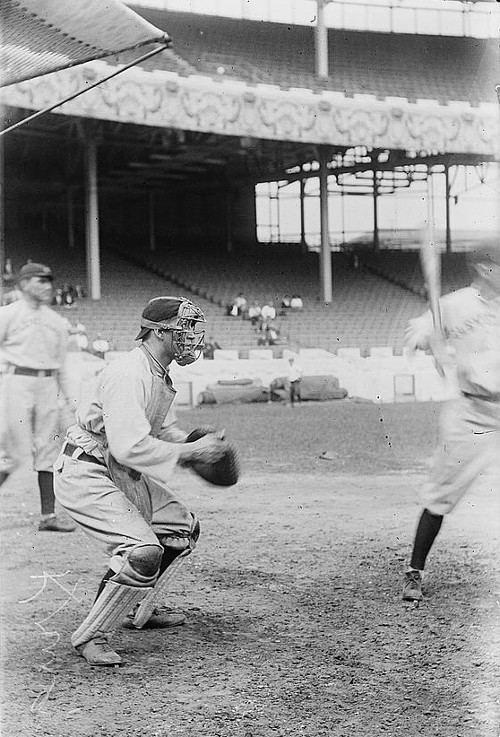Ernie Krueger Encyclopedia of Baseball Catchers Ernie Krueger Photo Gallery