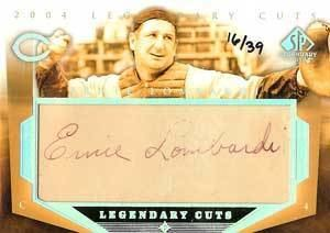 Ernie Lombardi Ernie Lombardi Baseball Stats by Baseball Almanac