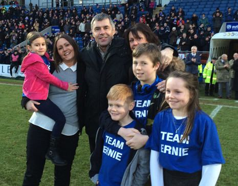 Ernie Moss Chesterfield FC News from the Chesterfield Post