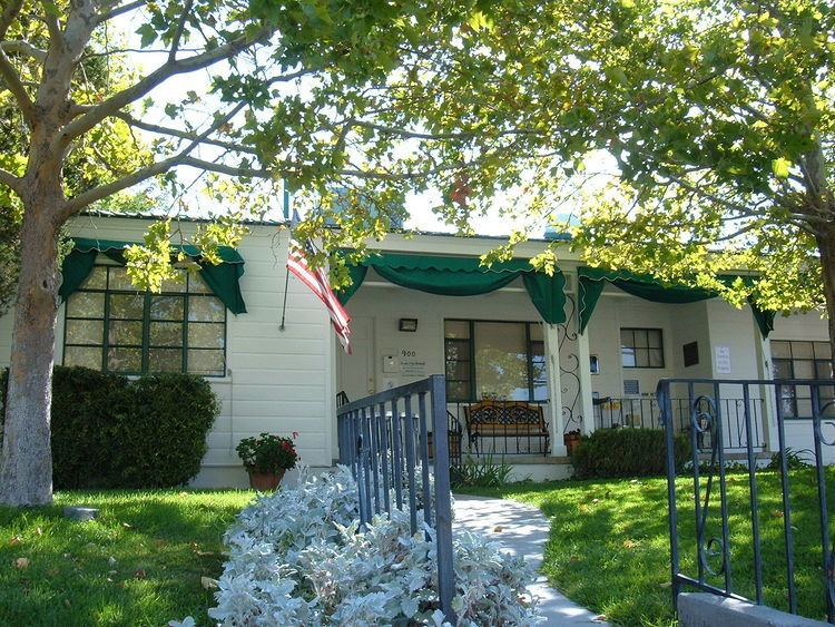 Ernie Pyle House/Library