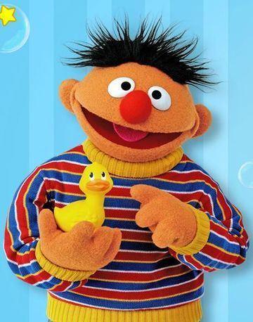 Ernie Sesame Street Alchetron The Free Social Encyclopedia