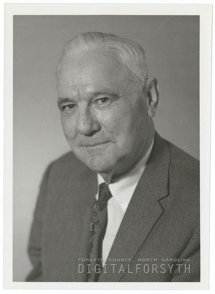 Ernie Shore Digital Forsyth Forsyth County Sheriff Ernie Shore 1966