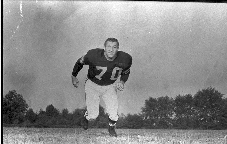 Ernie Stautner Stautners strength was his strength