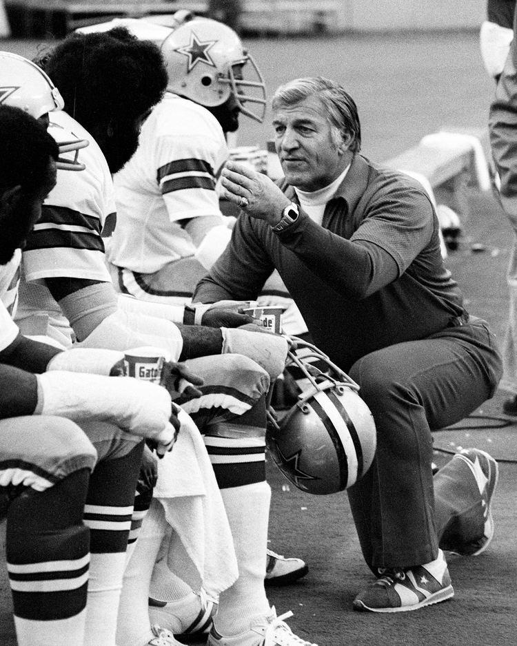 Ernie Stautner Ernie Stautner Through the years Dallas Cowboys