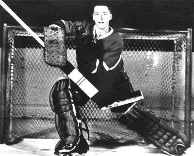 Ernie Wakely Montral Canadiens goaltending history Ernie Wakely