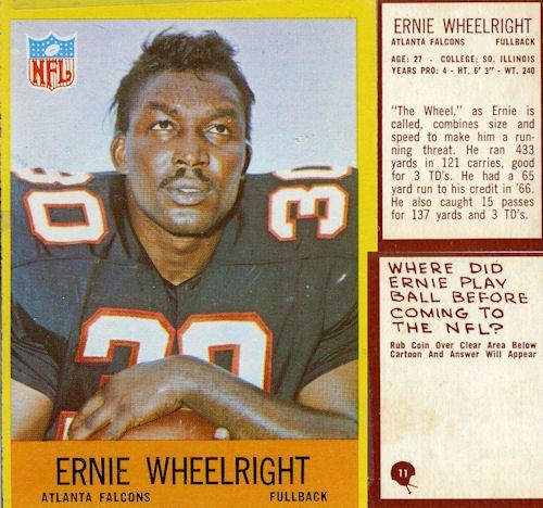 Ernie Wheelwright (running back) wwwsirshamblingcomartists2012Werniewheelwri