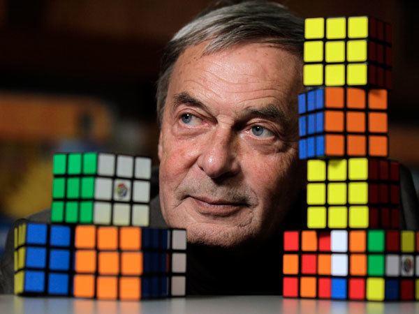 Erno Rubik Ern Rubik Brain Teasers