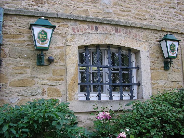 Ernst Barre Private Brewery
