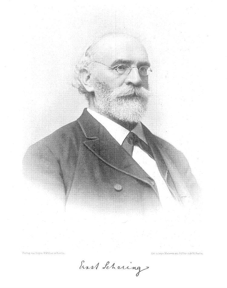 Ernst Christian Julius Schering