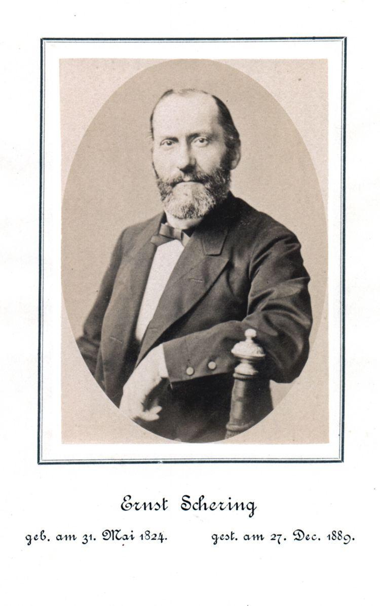 Ernst Christian Julius Schering FilePortrait of Ernst Christian Julius Schering 18241889