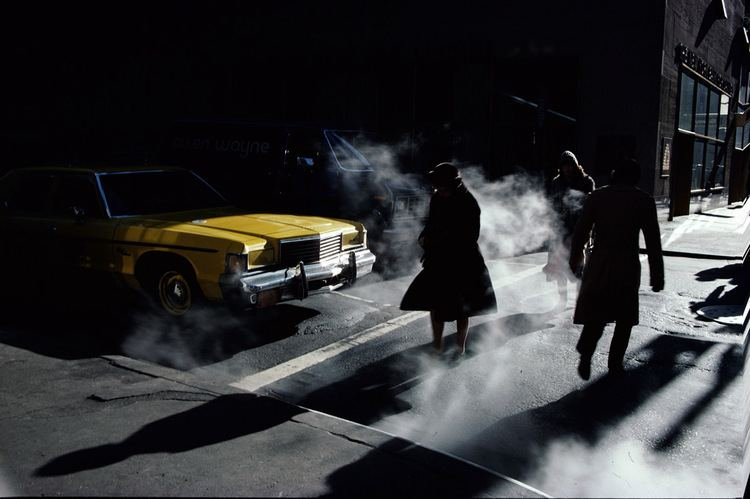 Ernst Haas Exhibition 39Color Correction39 by Ernst Haas at Christophe