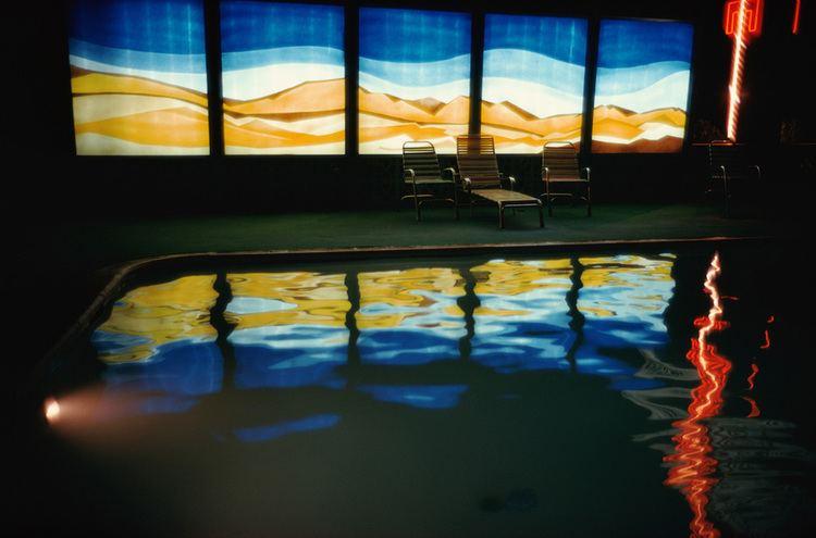 Ernst Haas Portfolio Ernst Haas39 Reflections Photography in America