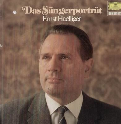 Ernst Haefliger ERNST HAEFLIGER 39 disques vinyle et CD sur CDandLP