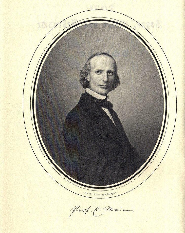 Ernst Heinrich Meier