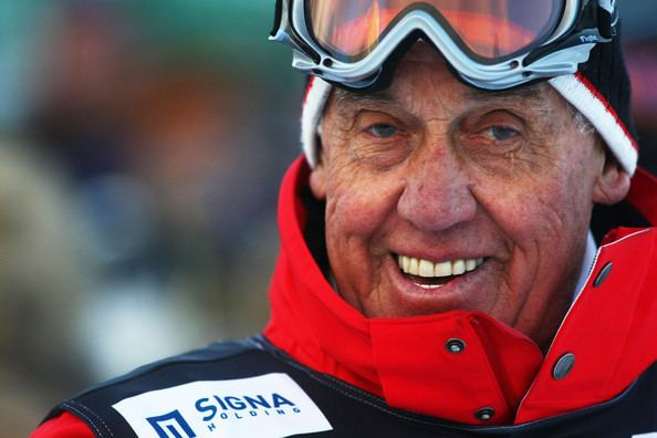 Ernst Hinterseer Ernst Hinterseer sen Photos Kitzbuehel Celebrities