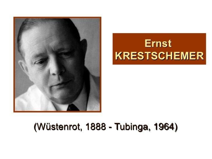 Ernst Kretschmer 2 krestchmer