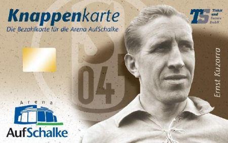 Ernst Kuzorra FC Schalke 04 Die Legenden des FC Schalke 04