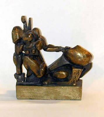 Ernst Neizvestny Ernst Neizvestny Sculpture