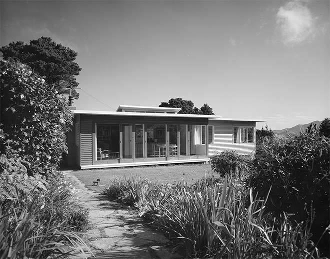 Ernst Plischke Lang House Wellington Domestic architecture Te Ara Encyclopedia