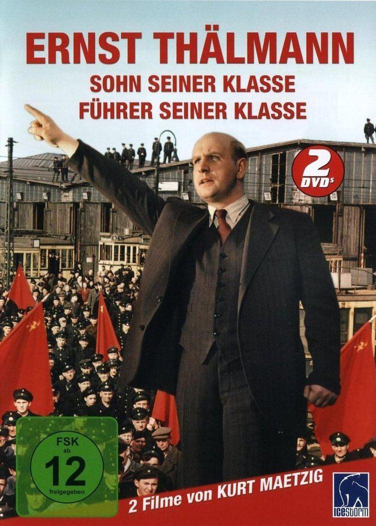 Ernst Thälmann (film) httpsgfxvideobusterdearchivevcxEX45v0VQLc