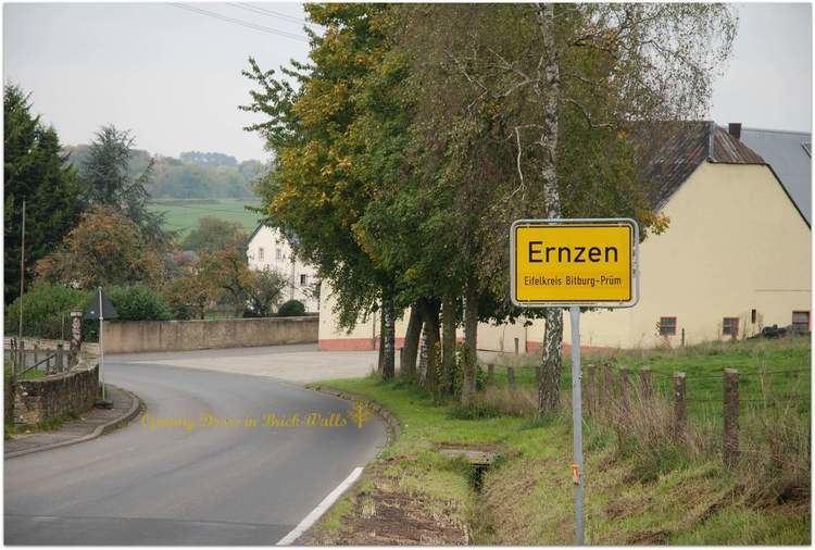Ernzen, Germany httpsopeningdoorsinbrickwallsfileswordpressc